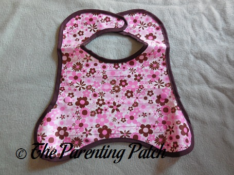 Top Section of Perfect Bib