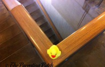 The Duck in the Stairwell: The Rubber Ducky Project Week 10