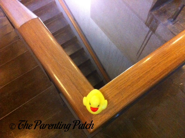 The Duck in the Stairwell