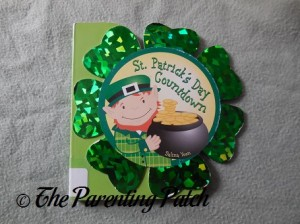 Cover of St. Patrick's Day Countdown