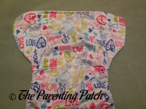 Snaps of Royal Fluff One-Size Pocket Diaper
