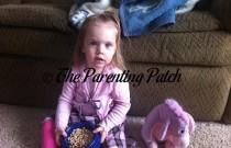Toddler Talking: Poppy Speaks in Sentences