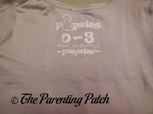 Hidden Waterproof Liner Stitching of Genesis Poopsies