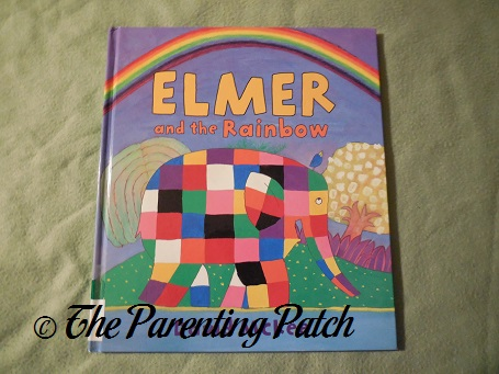 Cover of Elmer and the Rainbow