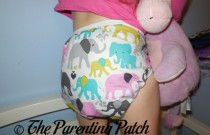 Zookaboo Custom Cloth Diaper Cover Review