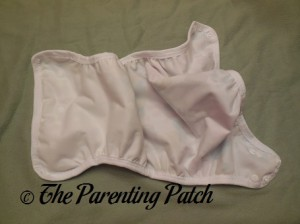 Inside the Custom Made Zookaboo Diaper Cover
