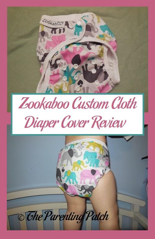 Zookaboo Custom Cloth Diaper Cover Review