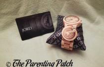 JORD Maple Fieldcrest Series Wood Watch Review