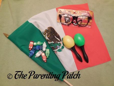 PrivateIslandParty.com Cinco De Mayo Costume Accessories