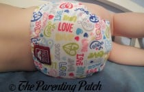 Love Royal Fluff: Daily Diaper