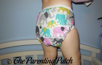 Elephant Zookaboo: Daily Diaper