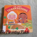 Board Books for Thanksgiving for Toddlers