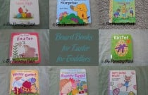 Board Books for Easter for Toddlers