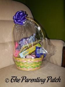 Nestle Seasonal Candy Easter Basket