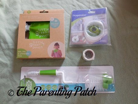 Little Green Pouch Small Starter Kit