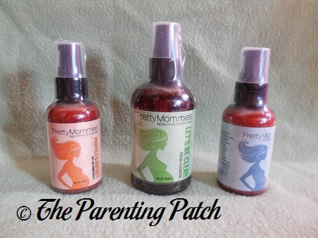 Pretty Mommies Three-Step Maternity Skin Care System