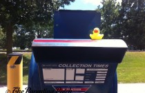 The Duck and the Mailbox: The Rubber Ducky Project Week 18