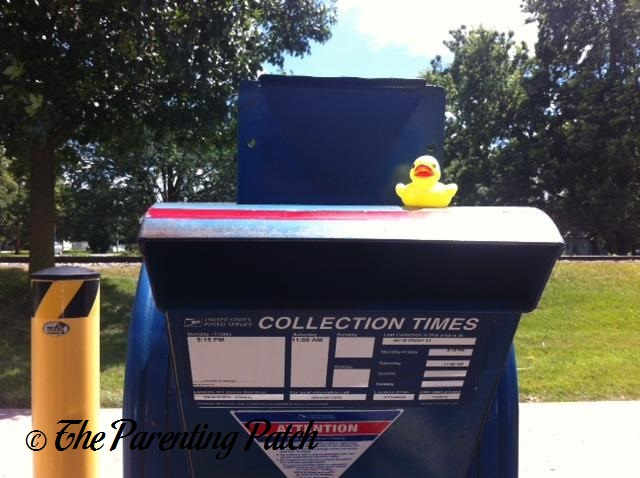 The Duck and the Mailbox