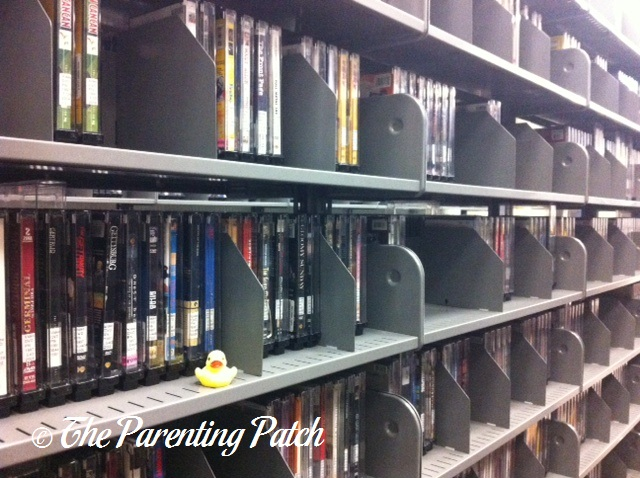 The Duck and the Library DVD Collection