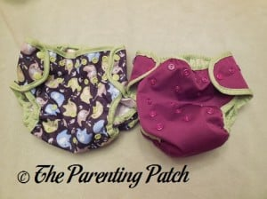 Largest Sizes of Blueberry Coverall and Best Bottom Diaper Covers