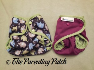 Smallest Sizes of Blueberry Coverall and Best Bottom Diaper Covers