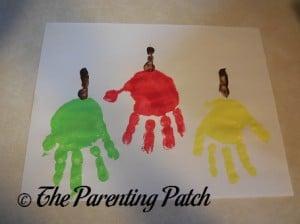 Adding Brown Fingerprints to the Handprints