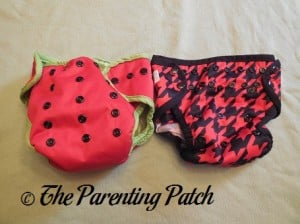 Largest Settings of Nicki's Diapers Diaper Cover and Best Bottom Shell