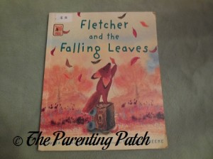 Cover of Fletcher and the Falling Leaves