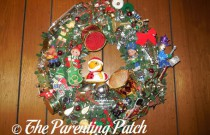 The Duck on the Christmas Wreath: The Rubber Ducky Project Week 49