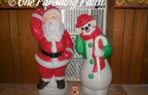 The Duck with Santa and a Snowman: The Rubber Ducky Project Week 51