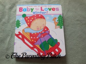 Cover of Baby Loves Winter!