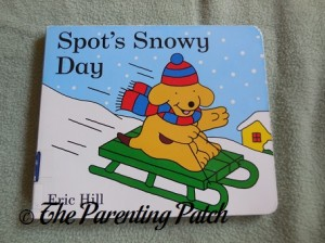 Cover of Spot's Snowy Day