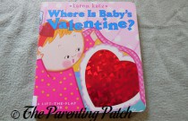 Board Books for Valentine's Day for Toddlers