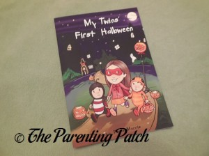 My Twins' First Halloween Front Cover