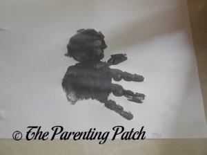 Adding a Gray Palm Print