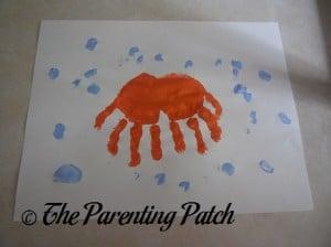 Adding Blue Fingerprints