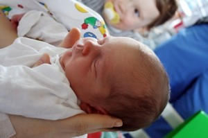 Two-Day-Old Newborn