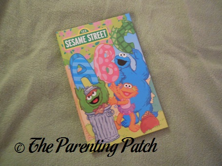 Front Cover of Personalized Children's ABC and Me on Sesame Street Book