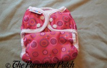 Bummis Duo-Brite All-in-Two Cloth Diaper Review