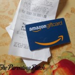 Kroger Fuel Points and Amazon Gift Card