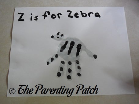 Image Result For Zebra Art And Craft For Pre