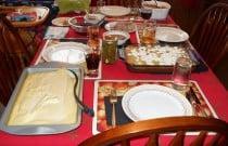 Planning a Traditional Thanksgiving Dinner Menu