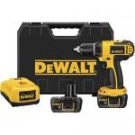 DEWALT DCD760KL 18-Volt 1/2-Inch Cordless Compact Lithium-Ion Drill/Driver Kit