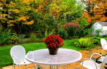 The Perky Patio: Five Patio Fixes