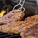 Grilled Sausage Patties