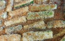 Italian Parmesan Zucchini Fries Recipe