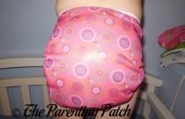 Pink Bummis Duo-Brite: Daily Diaper