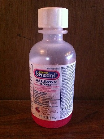 Children's Liquid Benadryl
