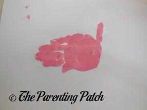 Adding a Pink Fingerprint Neck