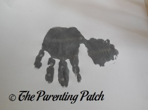 Adding a Gray Palm Print Head